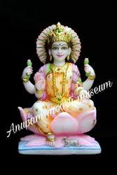 Marble Lakshmi Mata Statue...