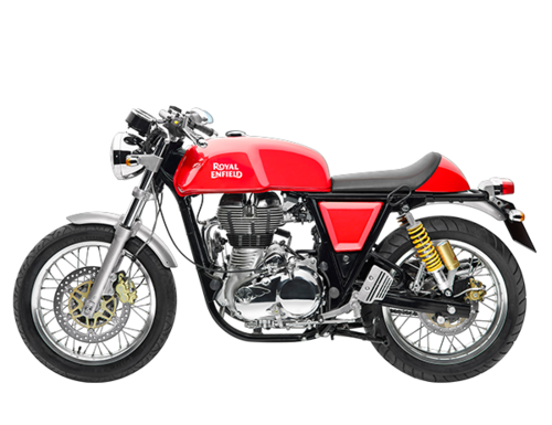 Royal Enfield Continental Gt >> Royal Enfield Continental Gt 535 Red