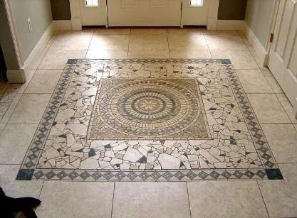Marble Inlay Floor Design Services In Krishna Nagar Delhi Design