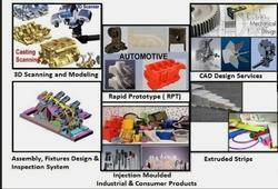 Mechanical Engineering Products Development Services