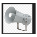 Afex Electric Siren Double Mount, For Industrial