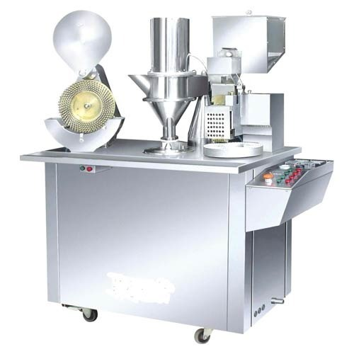 Semi Automatic Capsule Filling Machine Duke Technologies