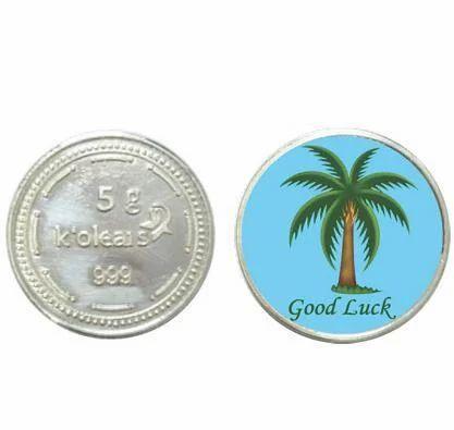 Good Luck Coin Palm Tree Good Luck Coin Manufacturer