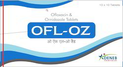 Ofloxacin Ornidazole (OFL- Oz Tablet)