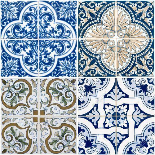 Colorful Vintage Ceramic Tiles सेरामिक टाइल्स Jay