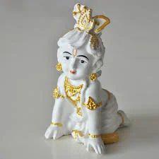 Marble Ladoo Gopal Murti