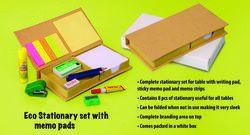 Eco Friendly Stationary Kit