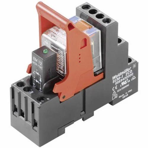 Weidmuller Relays Electrical Relays Hitech Electronics Mumbai