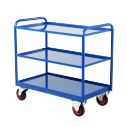 Side Supported Platform Trolley