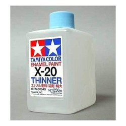 Enamel Paint Thinners