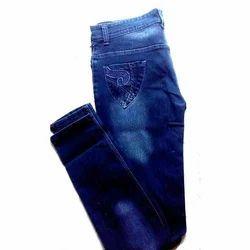 Regular Stretchable Women Slim Fit Jeans