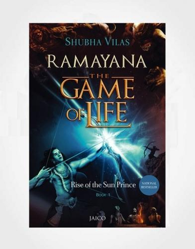 Ramayana The Game Of Life Vol 1 Books