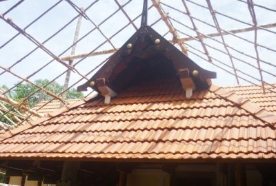 Temple Roofing Work