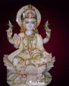 Marble Lakshmiji Statue