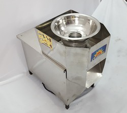 Semi-automatic Potato Slicer Machine, 1HP, for Household