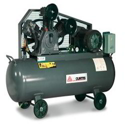Oil Lubricated Reciprocating Air Compressors