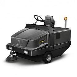 Ride On Vacuum Sweeper