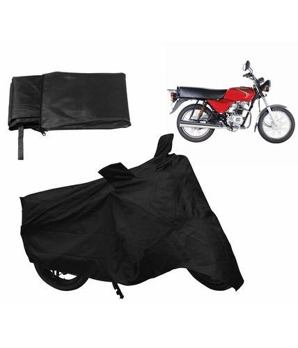 Mototrance Sporty Black Bike Body Cover