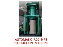 RCC Pipe Machine