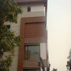 Fundermax Outdoor Wooden Cladding