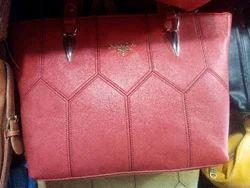 Ladies Foam Leather Bag