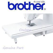 White Brother Home Sewing Machine Extension Table