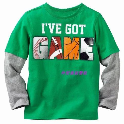 e97df1e4c Kids Garments - Kids T Shirts Manufacturer from Tiruppur