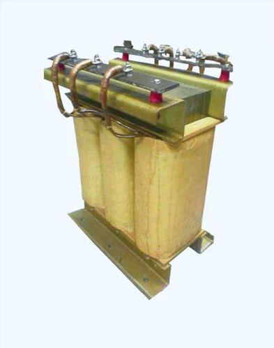 Isolation Transformer - 3 Phase Transformer Manufacturer from New Delhi