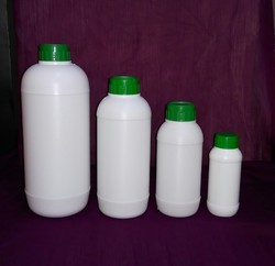 Lupin HDPE Bottle with Inner Plug and IS Caps