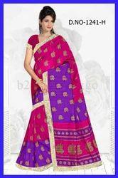 Bhagalpuri Cotton Saree