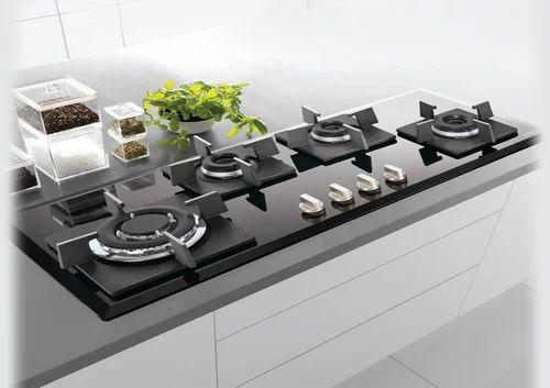 4 Burner Kitchen Hob