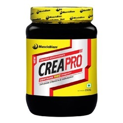 CreaPRO Creatine With Creapure Muscle Blaze 250 Gram
