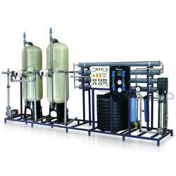 Hemodialysis Water Treatment Plant