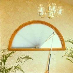 Semi Arch Window