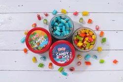 Candy Rocks Mixed Fruit