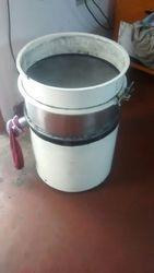 Slatc Mini Agarbatti Powder Filtering Machine
