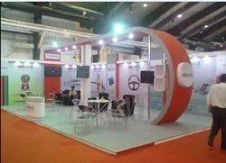 Custom Exhibition Stall Fabrication