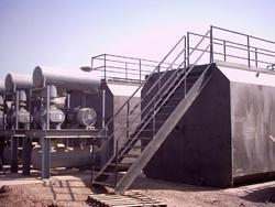 Prefabricated Package Effluent Treatment Plant