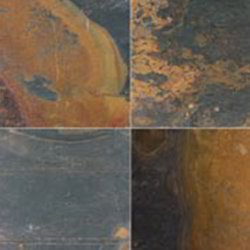 Slate Stone Indian Slabs, 18 And 40