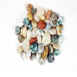 Aquarium Agate Tumbled Pebble