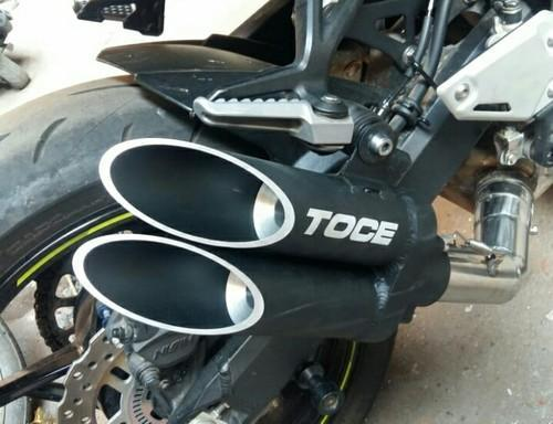 Toce Exhaust Bike Accessories