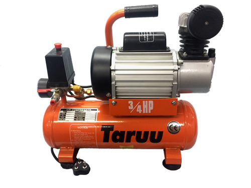 Taruu Spray Painting Portable Air Compressor 3 4 Hp