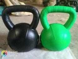 Gym kettelbell in PVC