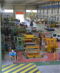 Slitting Line for Titanium and Stainless Steel