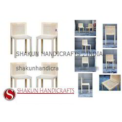 Shakun Handicrafts Modern Dining Chair, For Home