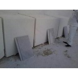 Rms Stonex White Makrana Marble, Thickness :18-20 Mm