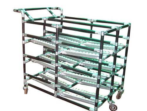 Aluminum Rack Manufacturers Mail: Pipe And Joints Rack System