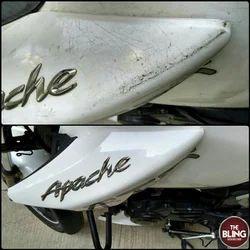 Bajaj Platina Bike Detailing Service