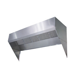 Stainless Steel Wall Mounted Domestic Chimney