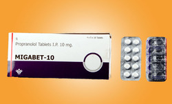Propranolol Tablets IP